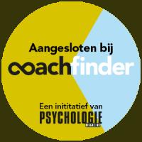 Ik ben aangesloten bij Coachfinder